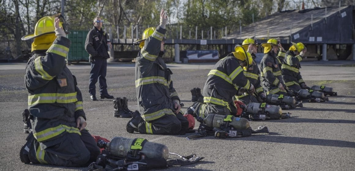 San Jose fire academy trains recruits to respond to COVID-19 outbreak