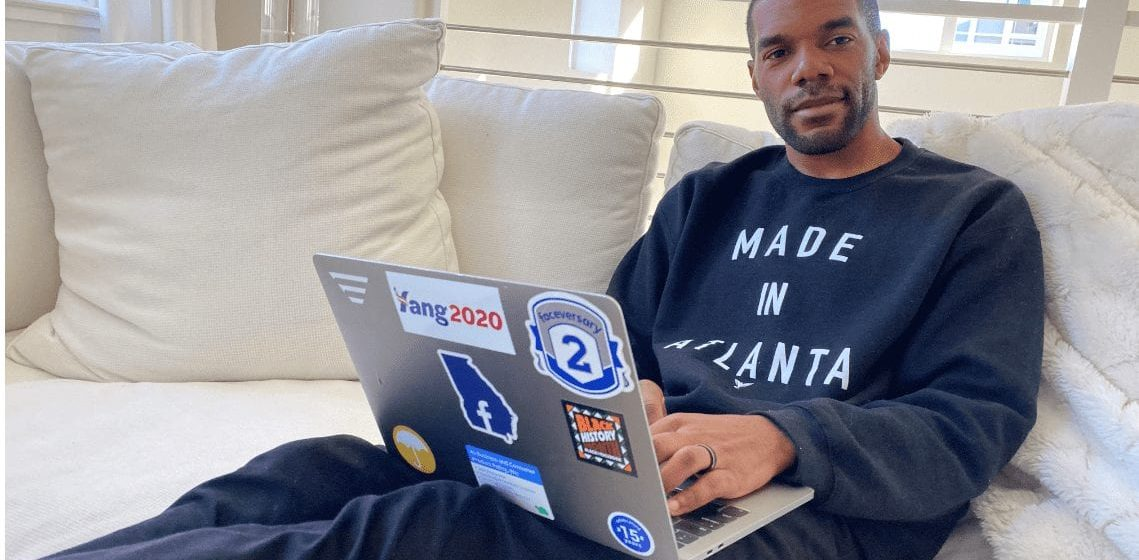 Jarrod Jenkins shatters stereotypes to live the Silicon Valley dream
