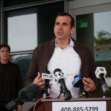 Liccardo se enfoca en la policía, la desigualdad en el presupuesto de $ 4.1B de San José