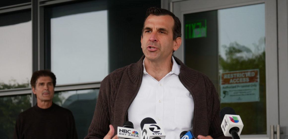 Thị trưởng San Jose gia hạn hợp đồng sáu con số với chuyên gia PR của Washington
