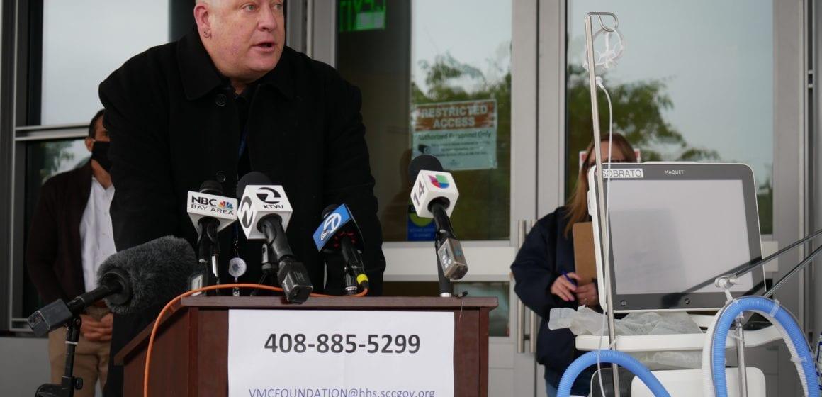 California lends out 500 ventilators as Santa Clara County seeks more