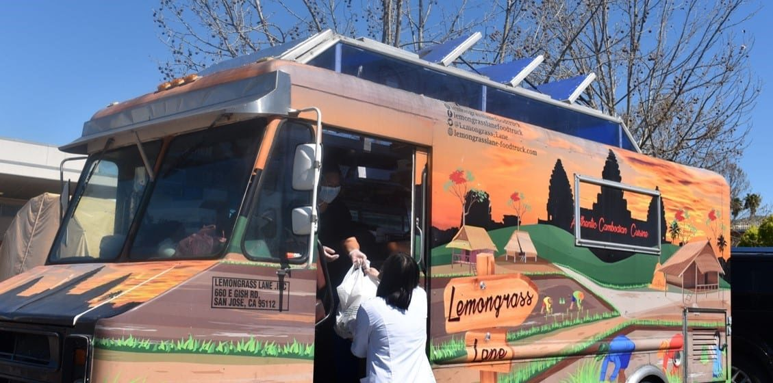 Moveable Feast feeds thousands of overworked San Jose health care workers