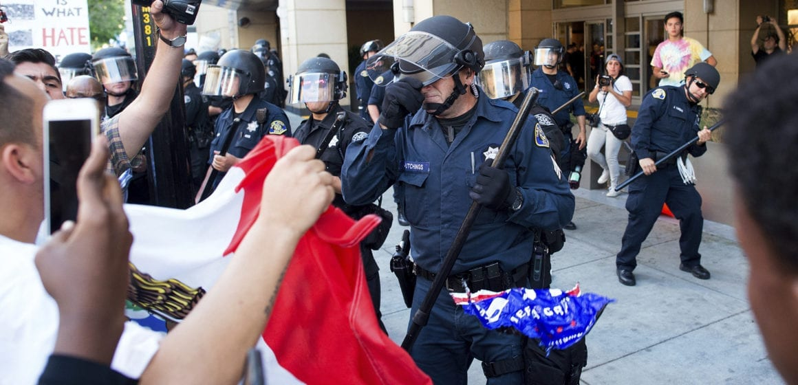 San Jose: Lawsuit over violent Donald Trump rally settled
