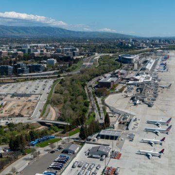 Khi du lịch hàng không bắt đầu trở lại chậm, sân bay San Jose nhận được 9.6 triệu đô la cho kế hoạch tiếp thị mới