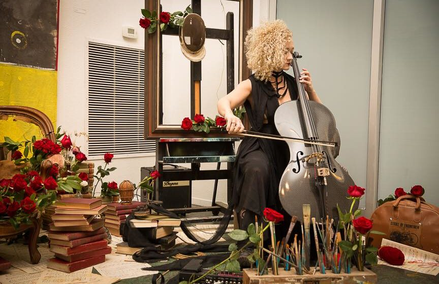 Cellista: A return to normal means anguish for artists, other marginalized voices