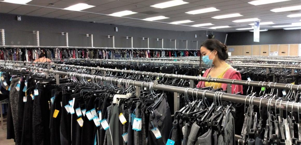 Goodwill mở hai cửa hàng San Jose cho khách hàng đi bộ