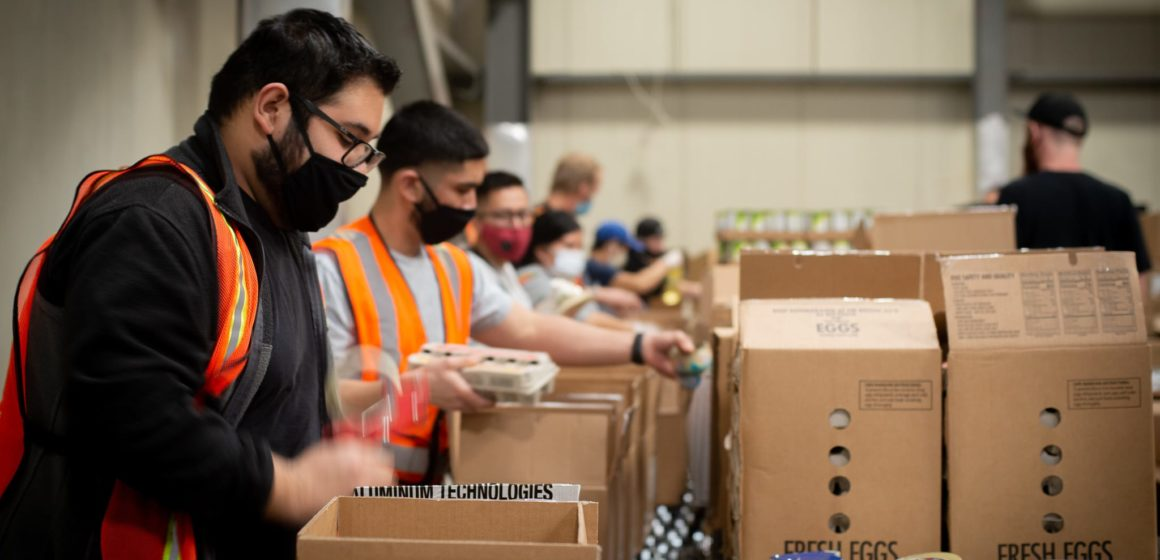 Demand for food assistance soars in Silicon Valley during COVID-19 lockdown