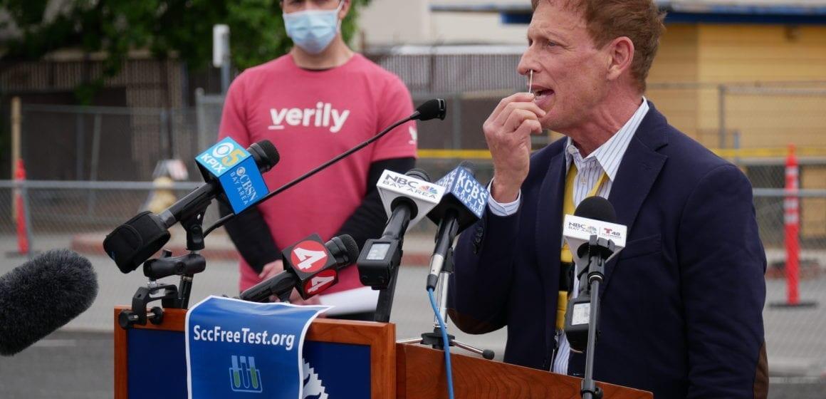 Silicon Valley's COVID-19 testing guru quit last job amid pressure to reopen economy