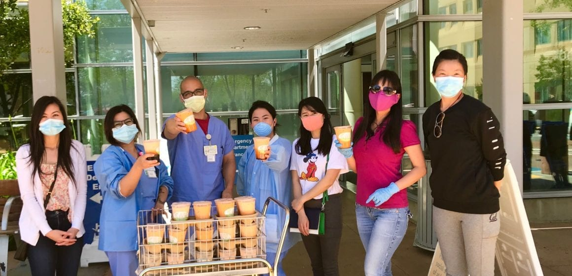 Vietnamese restaurants donate thousands of meals to Silicon Valley hospitals
