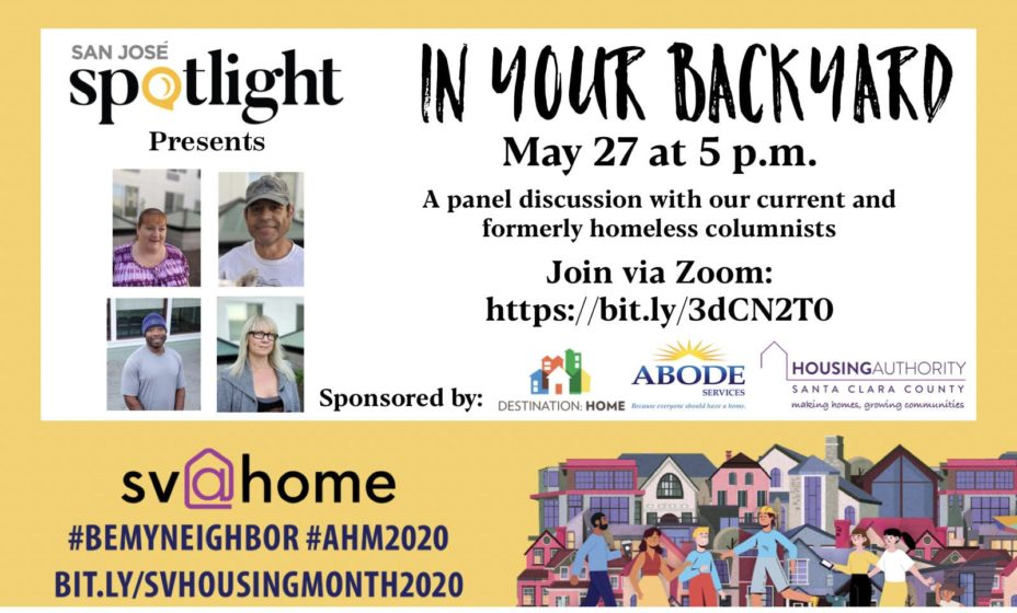 In Your Backyard: A forum on lived experiences