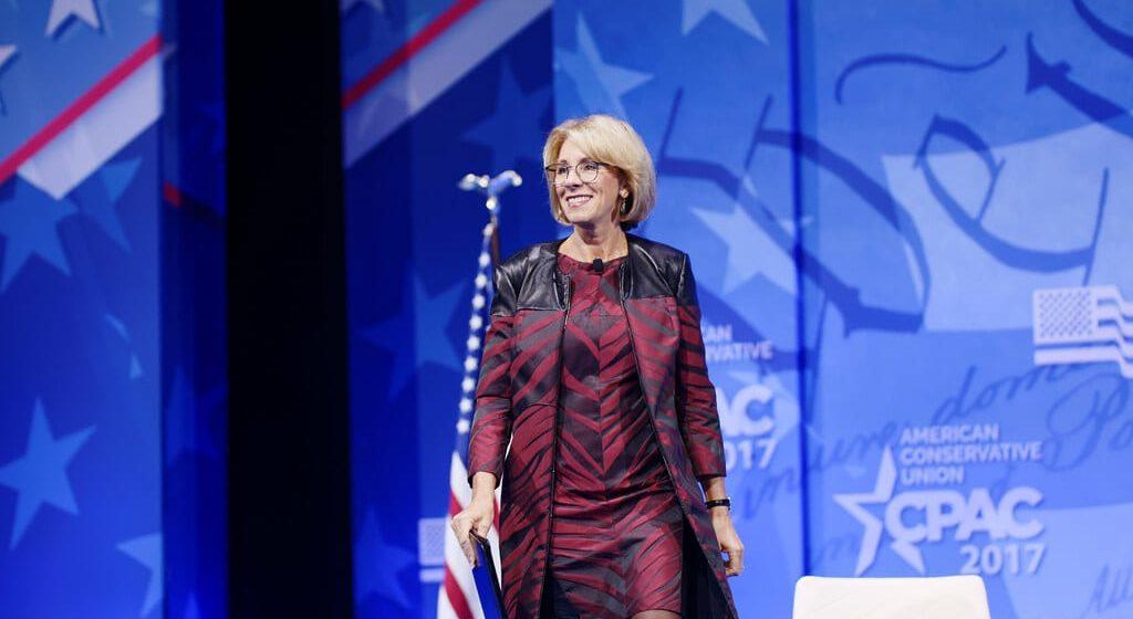 Vargas: Betsy DeVos' new Title IX rules are dangerous
