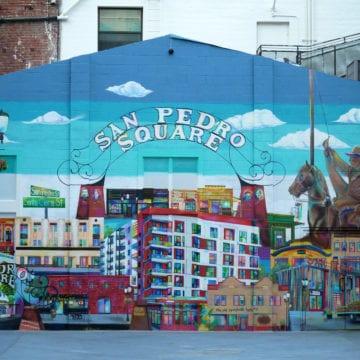 Lila Gemellos brings San Jose's history to life through walls of color