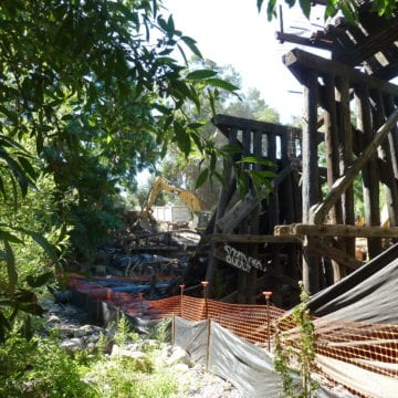 How a seven year fight to save a San Jose trestle ended