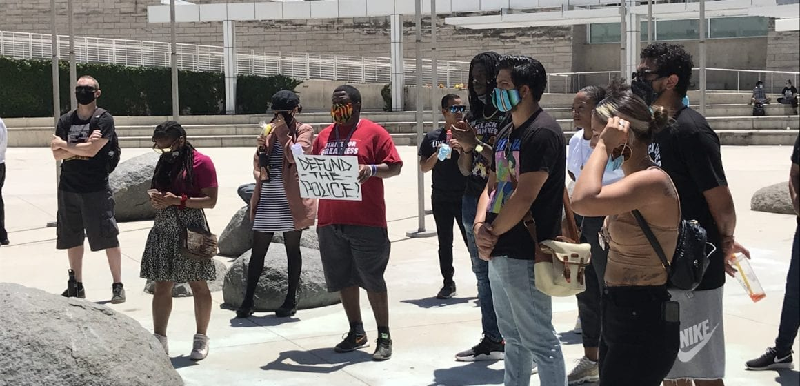 Activists call out San Jose leaders for racial equity office instead of defunding police