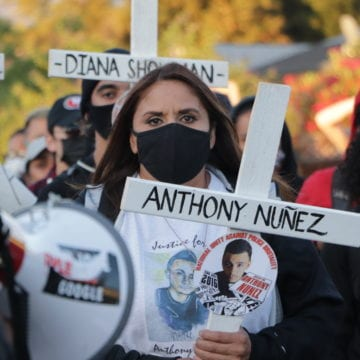 San Jose activists storm Liccardo's house, call for defunding police