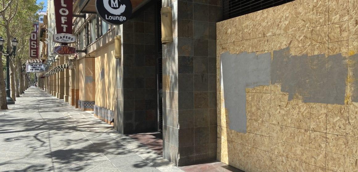 El grupo de trabajo del centro empuja a San José para ayudar a las empresas a sobrevivir después del coronavirus
