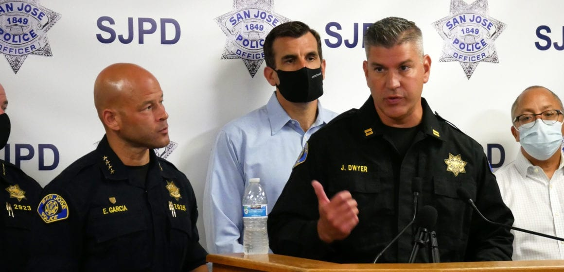 San Jose city, police double down on use of force during protests