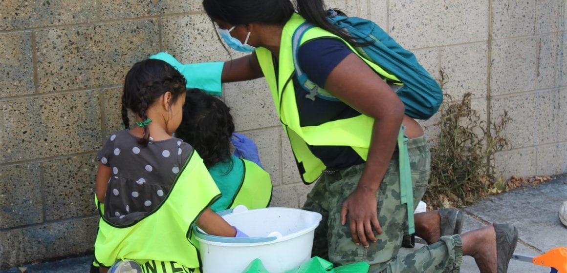 Hundreds volunteer to clean vandalism from San Jose protests