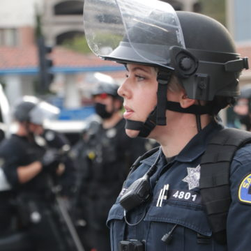 Update: San Jose police can continue to use rubber bullets for violent protesters