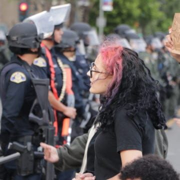 San Jose lawmakers to propose ban on rubber bullets in crowds
