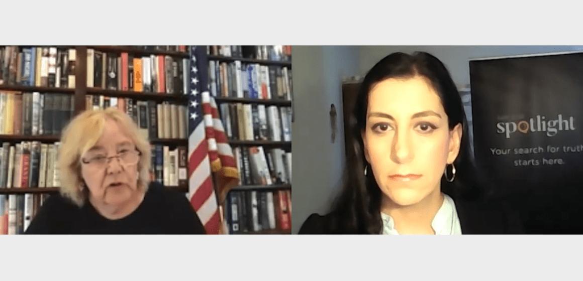 Watch: A live chat with San Jose Congresswoman Zoe Lofgren