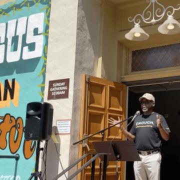 'Enough is enough': Activists reimagine public safety in San Jose