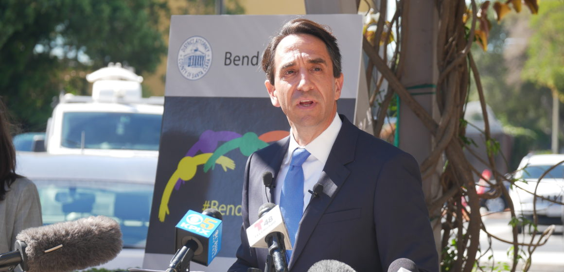 Rosen announces the end of the death penalty in Santa Clara County