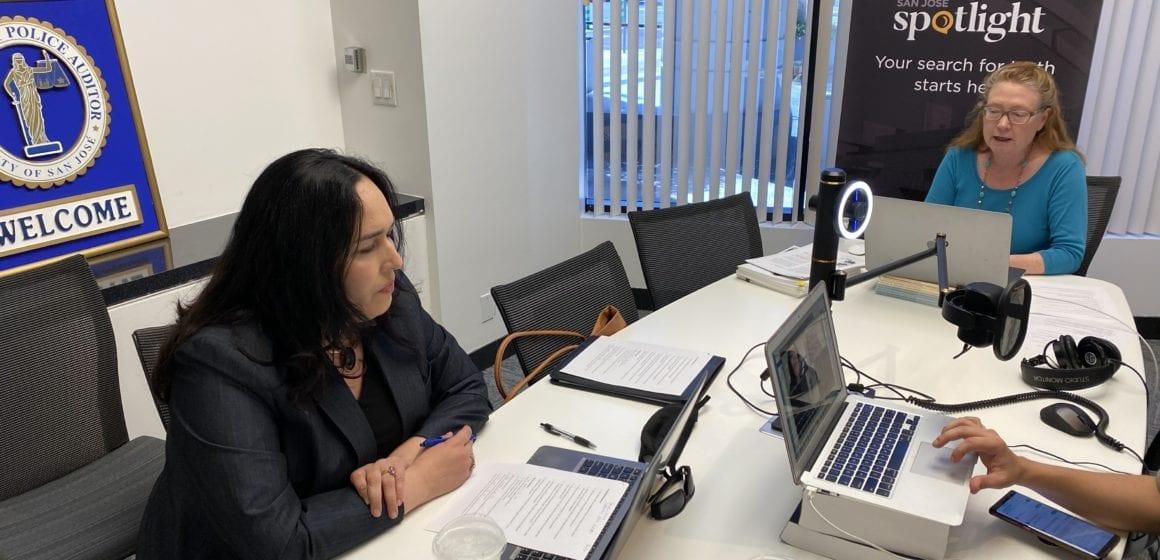 Xem: Trò chuyện trực tiếp với cơ quan giám sát của cảnh sát San Jose, Shivaun Nurre