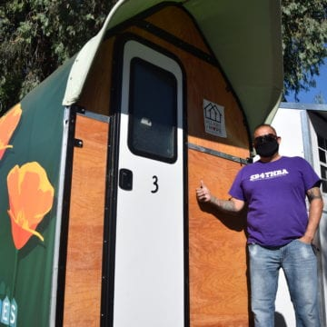 While San Jose lagged on tiny homes, one man stepped up
