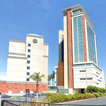 CẬP NHẬT: Việc mở rộng Hilton tiến lên ở Santa Clara