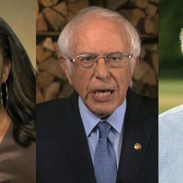 Demócratas muestran frente unido al comienzo de la Convención Nacional