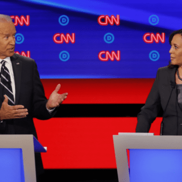 Silicon Valley Democrats salivate over Biden-Harris ticket