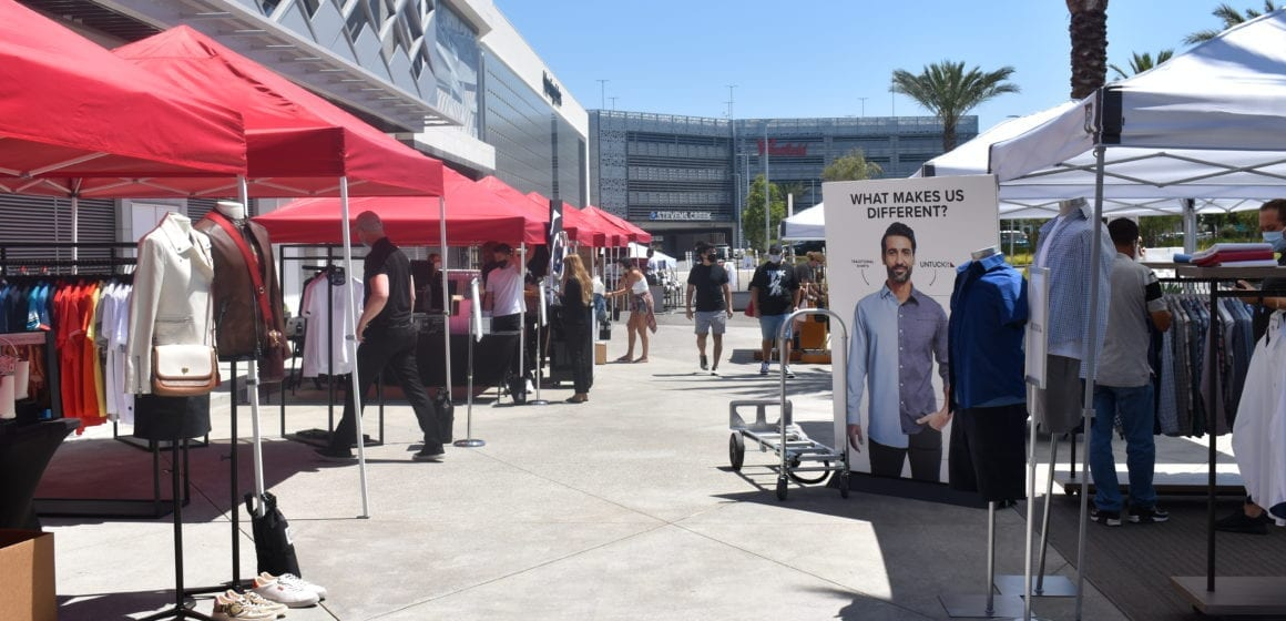 South Bay malls turn to open-air shopping during COVID-19
