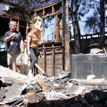 Fire victims say San Jose, Caltrans failed to heed warnings to clear debris