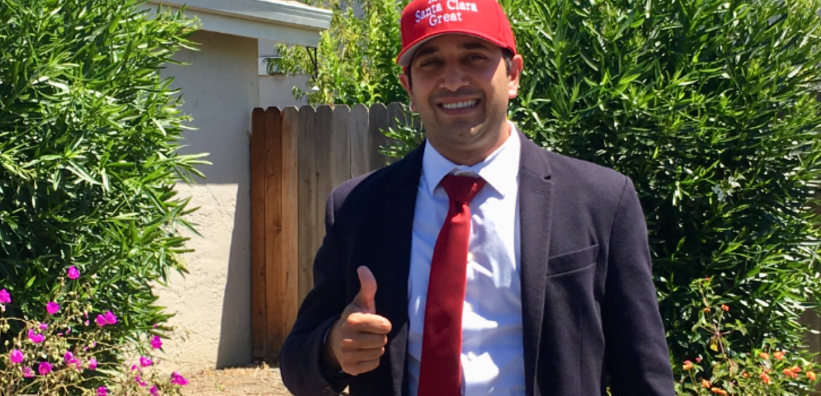 Santa Clara City Council candidate aims to push Republican principles
