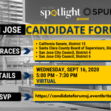 Diễn đàn ứng cử viên San Jose