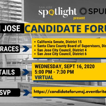 San Jose Candidate Forum