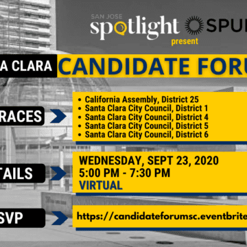 Diễn đàn ứng cử viên Santa Clara
