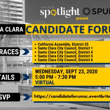 Santa Clara Candidate Forum