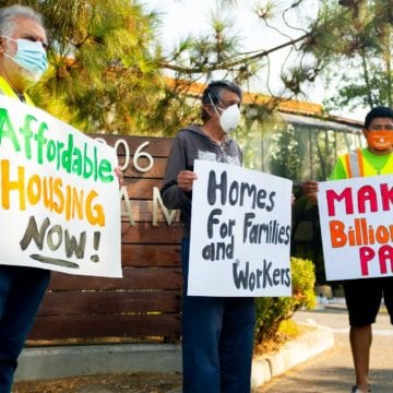 Bustamante: Black and brown families can't afford another giveaway to developers