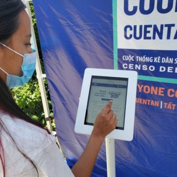 Census workers push on in Santa Clara County despite challenges