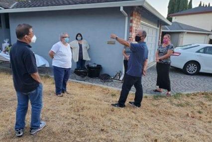 Public service a family affair for San Jose council candidate David Cohen