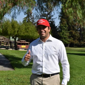 Pro-business Gary Barve wants to 'Make Santa Clara Great' as councilmember