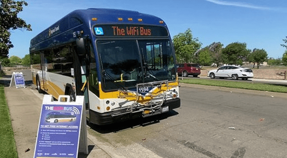 Philbrick: Internet, public transit connect with WiFi Bus