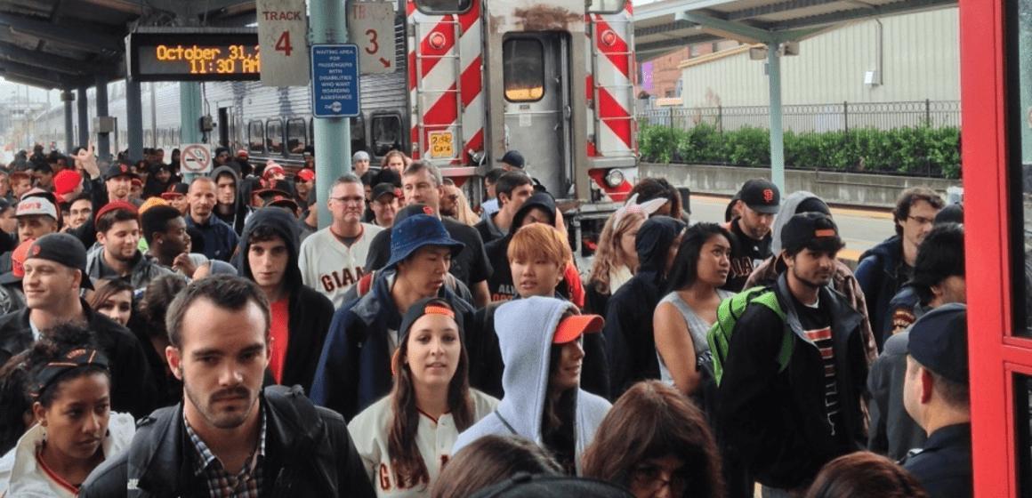 Ackemann: Caltrain finalmente pide su parte justa
