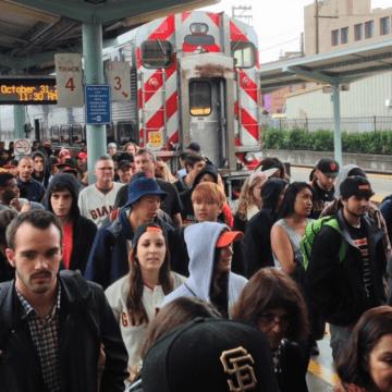 Ackemann: Cuối cùng thì Caltrain cũng yêu cầu chia sẻ công bằng của mình