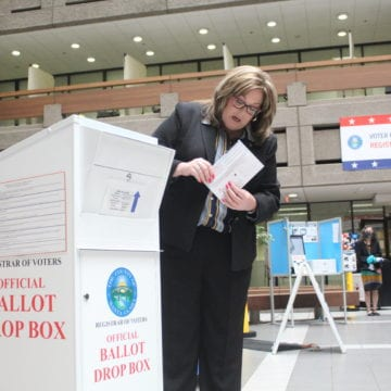 Santa Clara County unveils how it will make in-person voting safe, secure