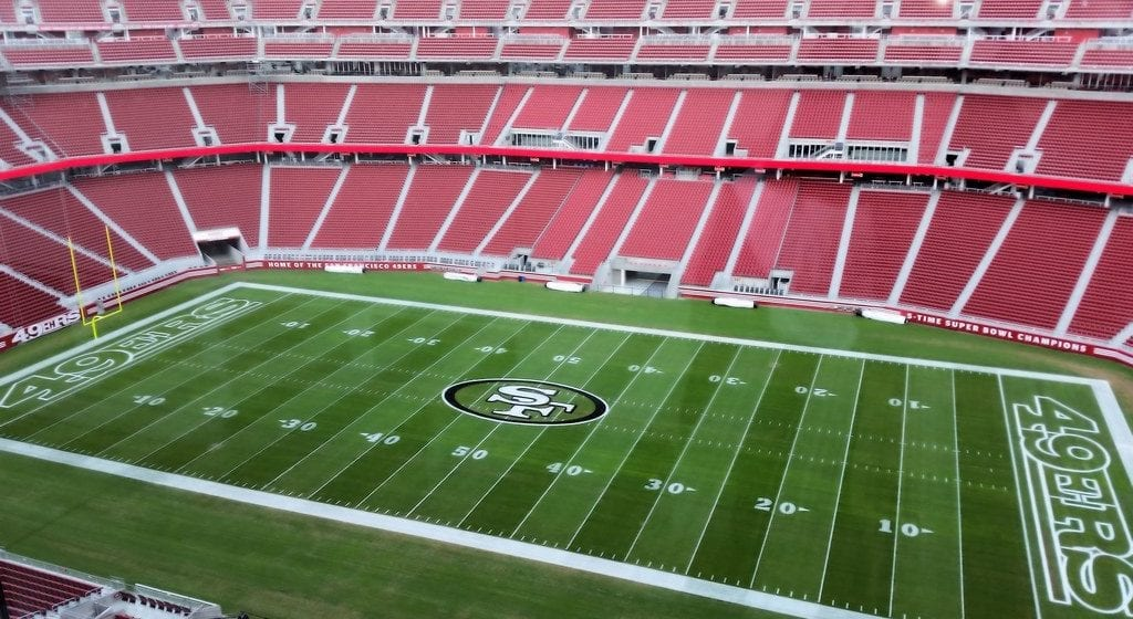 San Francisco 49ers consult medical experts to bring fans back to Levi's Stadium