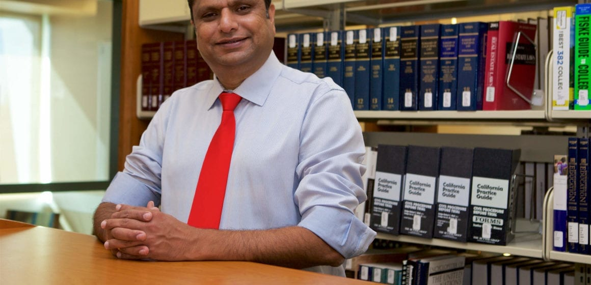 Preguntas y respuestas exclusivas: Ritesh Tandon, candidato del Distrito 17 de la Cámara de Representantes de EE. UU.