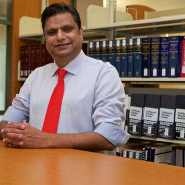 Exclusive Q&A: U.S. House District 17 candidate Ritesh Tandon